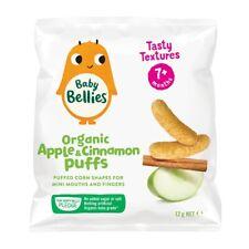 Baby Belies Apple & Cinnamon Puffs 12g