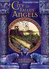 City Of Fallen Angels Chroniken der Unterwelt