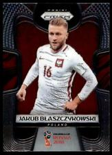 Panini Russia 2018 PRIZM Jakub Blaszczykowski Poland Base Card No. 147