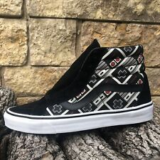 New! VANS Sk8-Hi Reissue Nintento Controller  SOLD OUT IN STORES Men's 10