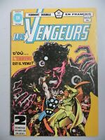 French Comic Vengeurs (Avengers) Format Double Editions Heritage # 106/107