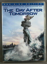 THE DAY AFTER TOMORROW (2006: DVD) VERY GOOD CONDITION