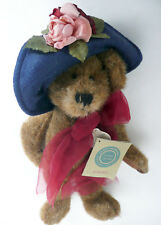 Retired 1998 Authentic Boyds Bear Plush Jointed Aunt Yvonne 918450 11 Inch Tall