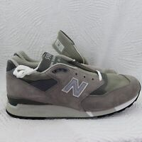 New Balance M998 Made in USA 998 Retro Classic (Grey)