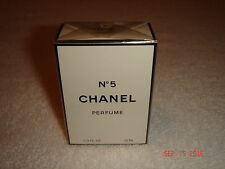 Chanel No. 5 Perfume 1/3 Oz. New