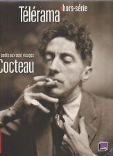 Télérama Hors Série n°187 Cocteau Le poète aux cent visages  2013