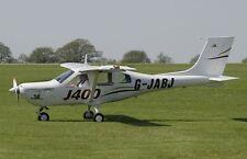 Jabiru J-400 Australian Ultralight Light-Sport Aircraft Desktop Wood Model Small
