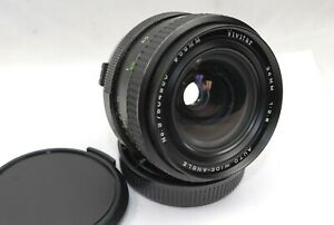 Olympus OM fit Vivitar 24mm f2.8 Very Wide Angle lens, nice to use, works well