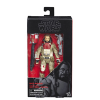 Star Wars The Black Series Bas Malbus 6-Inch Action Figure