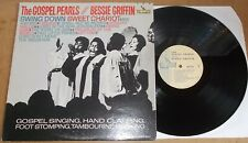 LP - THE GOSPEL PEARLS STARRING BESSIE GRIFFIN - LIBERTY 3310 - PROMO