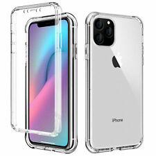 360° Front & Back PC+Back Hard Case For Apple iPhone 12 [5.4] 12 [6.1] 12 [6.7]