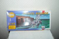 MAQUETTE AVION BRISTOL BULLDOG PLANE/PLANO NEUF 1/48 MODEL KIT