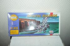 Bristol Bulldog British Ww2 Biplane Fighter (1/48 Model Kit SMER 0812)