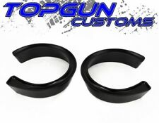 "1995-2012 Ford Ranger 3"" Black Coil Spring Spacers Front Lift Level Kit 2WD"