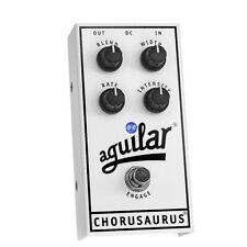Aguilar Chorusaurus Bass Chorus Saurus Gig-Saver Bypass Guitar Effects Pedal