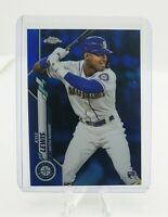 2020 Topps Chrome Kyle Lewis Blue Refractor Rookie Card /150 - ROY RC MINT! PSA?