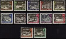 Germany Berlin 1962-63 Old Berlin SG B213/224 MNH