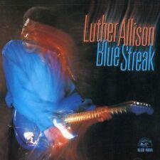 Luther Allison - Blue Streak [New CD]