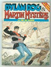 DYLAN DOG & MARTIN MYSTERE LA FINE DEL MONDO OTTOBRE 1992