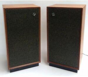 Dynatron LS3038 Mid Century  Speakers British Valve HiFi