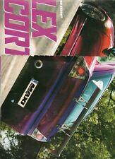 SP70 Clipping-Ritaglio 2003 Ford Escort Lex Cort