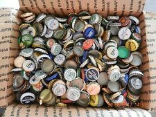 Eight pounds Bottle Caps  Variety of many beer caps.