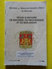 Société des Sciences Lettres et Arts de Bayonne Commerce et Marine 3e partie