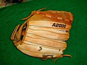 "Wilson A2000 FV125 12.5"" LHT Pro Stock Baseball Softball Glove"
