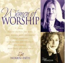 Various Artists : Women Of Worship CD Women of Faith WORLD SHIP AVAIL