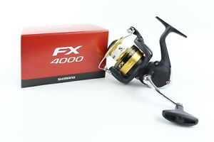 Mulinello SHIMANO FX 4000 - Spinning - Feeder - Mare Lago Fiume - HX