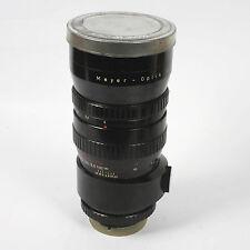 Meyer-optik Gorlitz orestegor 300mm f4 - 19 Hoja Bokeh!!!, Excelente Lente-Raro