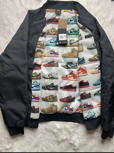 Nike SB Dunk ISO Jacket Dark Smokey Grey CV4357-084 Size XL