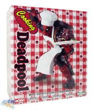 Kotobukiya ARTFX+STATUE Marvel Now Cooking Deadpool 1/10 Figure