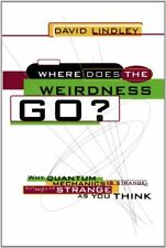 Where Does The Weirdness Go?: Why Quantum Mechanics Is Strange, But Not As Stran