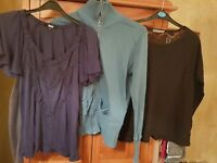 Ladies Casual Wear Bundle Size 14-16 Jacket and Tops