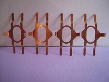 Märklin H0 4 Stück Massefedern mittel ca 28 bis 35mm  - Seite 7 mm hoch 417220