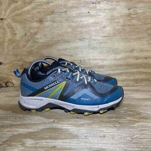 Merrell MQM Flex 2 Hiking Shoes Womens Size 9.5 Blue J034278 Trail Outdoor
