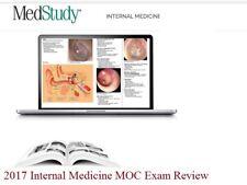 Internal Medicine MOC Exam Review  2017