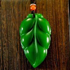 wunderschöner Jade-Anhänger mit 66cm Halskette CHINA Unikat