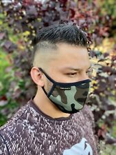 2 PACK Gorilla Mask Co. Brown Camouflage 100% Cotton
