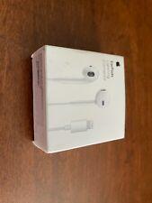 Original Apple Lightning EarPods iPhone 7 8 Plus X 11 Pro OEM In-Ear Headphones