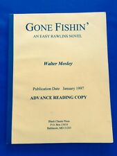 GONE FISHIN' - UNCORRECTED PROOF BY WATER MOSLEY