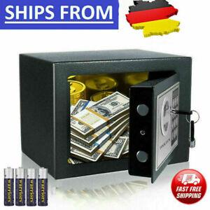 Elektronischer Safe Tresor Feuerfest Möbeltresor Geldschrank Dokumententresor