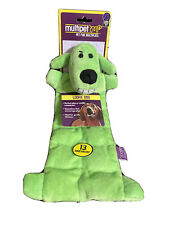 Multipet Loofa Dog- Dog Toy Squeaky