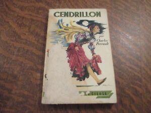 cendrillon - CHARLES PERRAULT (1955)