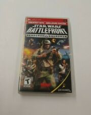 Star Wars: Battlefront -- Renegade Squadron (Sony PSP, 2007) GREATEST HITS CIB