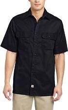 Carhartt Men's Twill Short Sleeve Work Shirt Button Front S NIP
