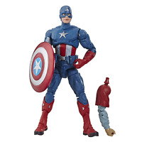 "Avengers Marvel Legends Series Endgame 6"" Collectible Action Figure Captain Amer"
