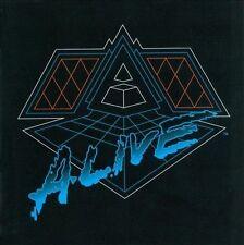 1 CENT CD Alive 2007 - Daft Punk