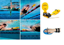 Finis Bolster hand Paddle Swimming Pool Training Aid Learn to Swim Sculling 9505